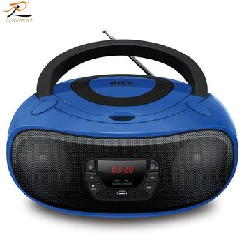 LONPOO Sanyo portable CD MP3 Boombox player