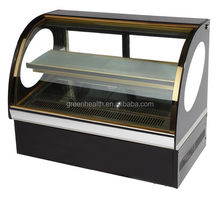 Low Price Wholesale Cake Display Case for cake