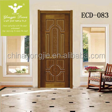 China alibaba wholesale natural wood veneer door