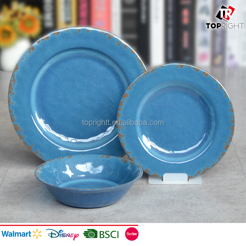 Rustic Melamine Dinnerware Sets.Rustic Melamine Dinnerware Set Blue Color Buy Melamine Dinner Set Melamine Dinnerware Set Melamine Dinnerware Product On Alibaba Com