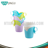 Portable cup holder plastic coffee paper cup holder