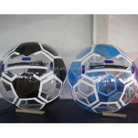outdoor water ball , LZ-W298 inflatable wheel water roller ball price