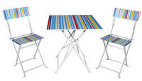 portable folding table and chair/bamboo baby set