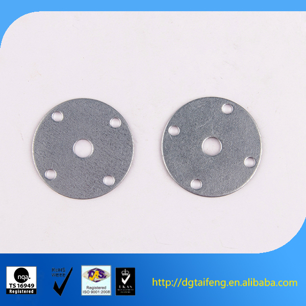 Professional Zinc Plated Steel High Temperature Washers