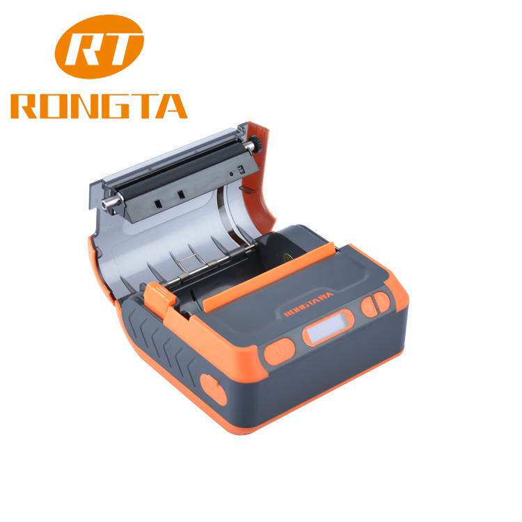 3 дюймов мобильный 80 мм этикетка ручной портативный с Bluetooth принтер для экспресс промышленности