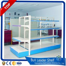 High quality modern wire mesh supermarket hanging display for sale