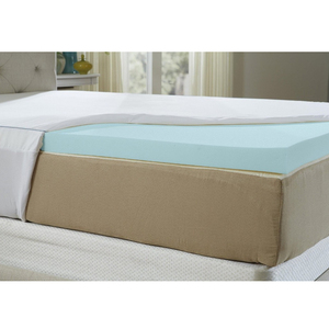Hotel Soft King 10cm Bed 50D Memory Foam Mattress Topper