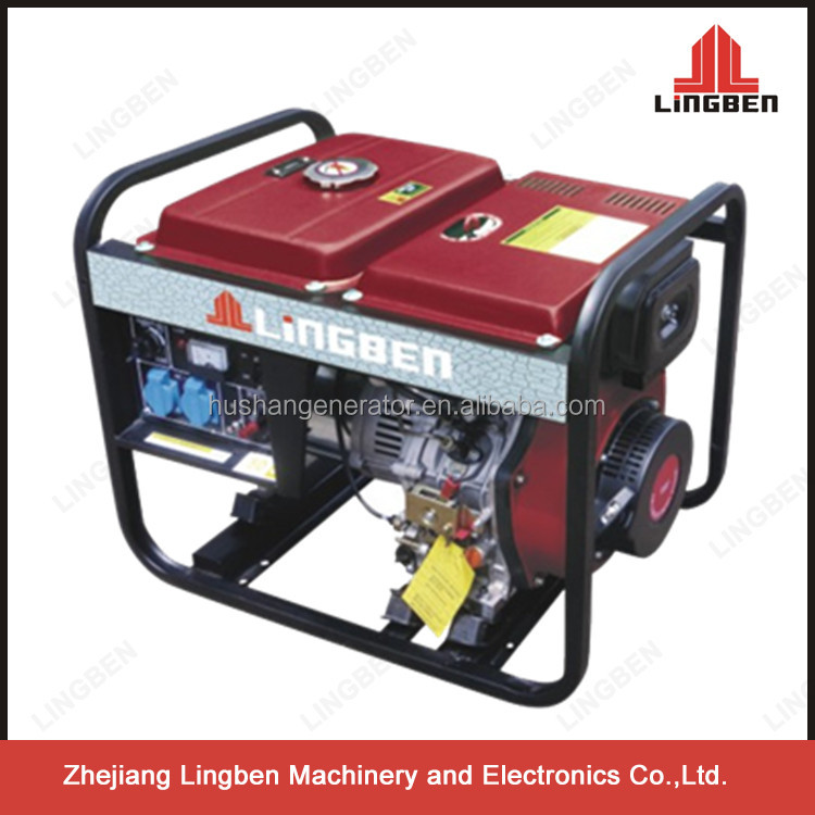 2kw 3kw 5kw Portable Diesel Generator Price In India Lb 2000cxe ...