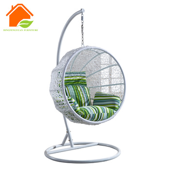 Hanging Bubble Chair Cushion Hanging Chair Bracket