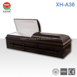 American Style Casket with Locks XH-A36