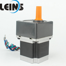 NEMA 23 stepper motor with gear box from 0.39N.m-1.89N.m 57mm on hot sale