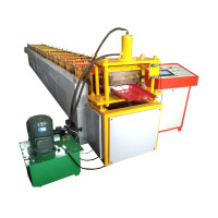 metal roof sheet standing seam making machine for sale