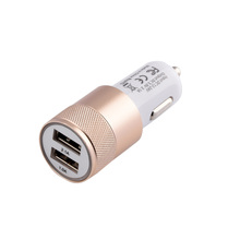Car-Charger for Samsung Xiaomi HTC Compatible 2.0 Quick Car USB Fast Charger