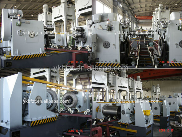 AMEX Steel barrel production line 55gal. 220Lt. or steel drum making machine manufacturer or drum machine 200-220L
