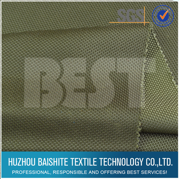 High Quality 900D PU Coated Waterproof Recycled Polyester Fabric
