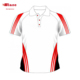 High quality 100% polyester cheap blank sublimatiion mens polo shirt