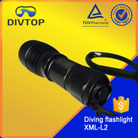 Best selling products self defence diving flashlight