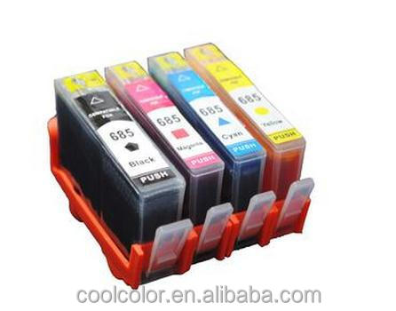 hot sale ! refillable cartridge and CISS for HP 685