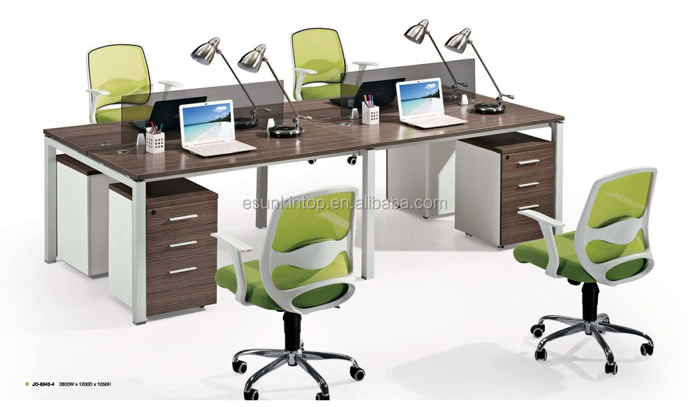office workstation partition with standard size