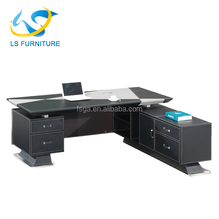 Modern executive table price executive desk right return for office using