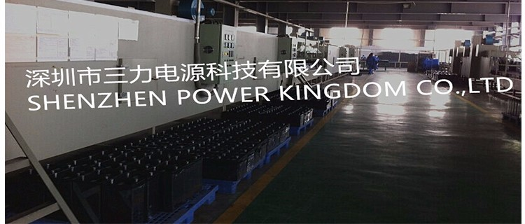Power Kingdom deep cycle gel battery solar factory price-30