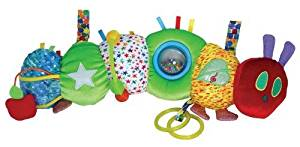 Game / Play The World of Eric Carle: Activity Caterpillar by Kids Preferred. Fabric, Soft, Playset, Musical Toy / Child / Kid