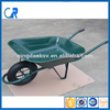 Qingdao factory assemble home garden 65 L wheelbarrow WB6400 for sale