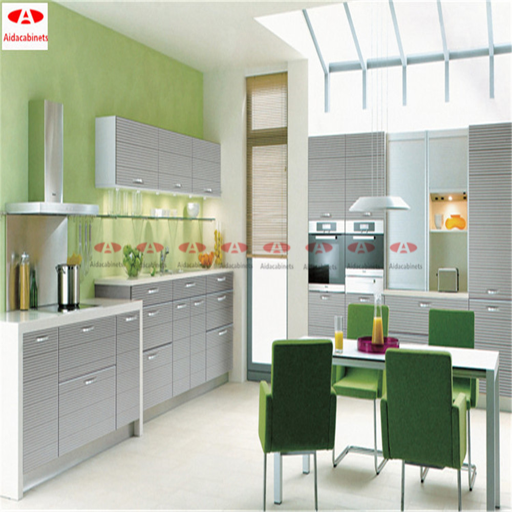 Stainless Steel Modular Kitchen Cabinets: Modular Stainless Steel Corner Kitchen Sink Cabinet For
