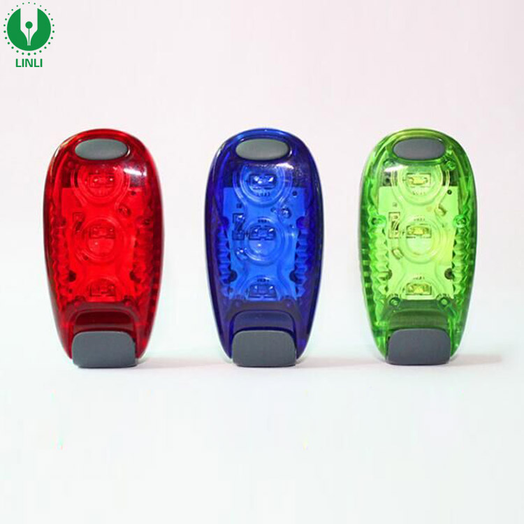 Led Safety Lights Warning Light, Running Lights,Visibility for Reflective Gear