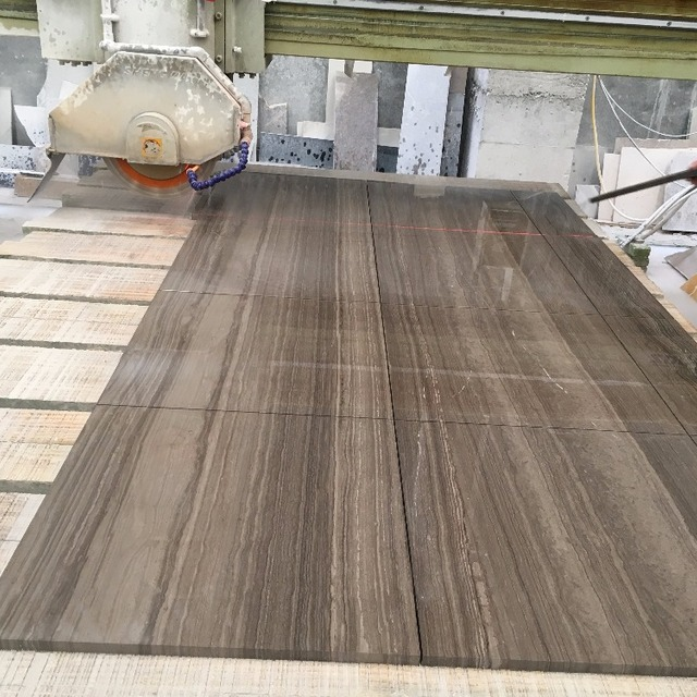 China Brown Coffee Marble Slab Table Top Factory Price