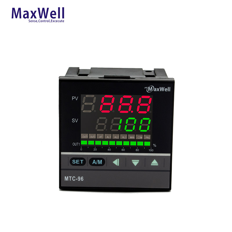 Programmable temperature controller with Master/Slave function