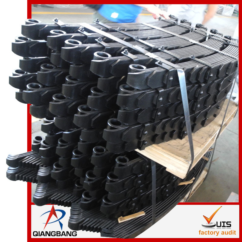 single eye single leaf springs