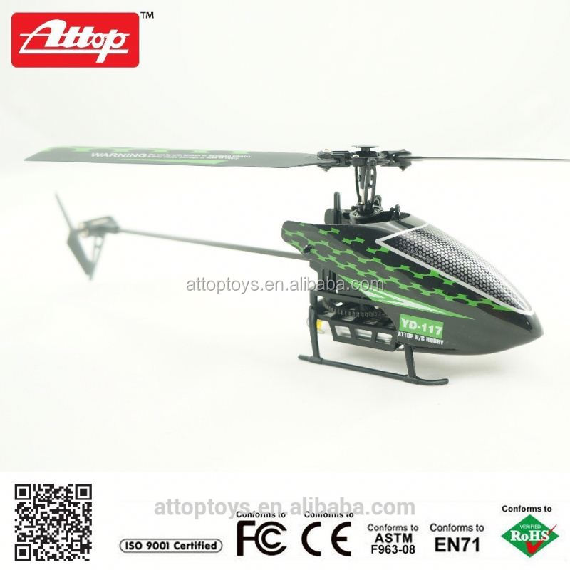 YD-117 New high quantity 2.4G 4ch rechargeable remote control toy helicopter