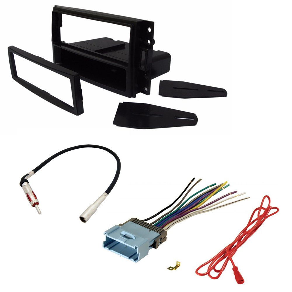 Cheap Hummer Car Kit Find Deals On Line At Alibabacom Scosche Wiring Harness For 2011 Colorado Get Quotations Stereo Radio Cd Player Receiver Install Mount Antenna Buick Chevrolet Pontiac