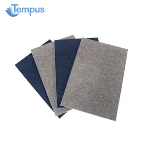 High quality PET felt polyester acoustic wall panel for recording studio