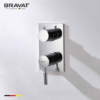 European thermostatic shower faucet built in lead free FB85151C-2A ...