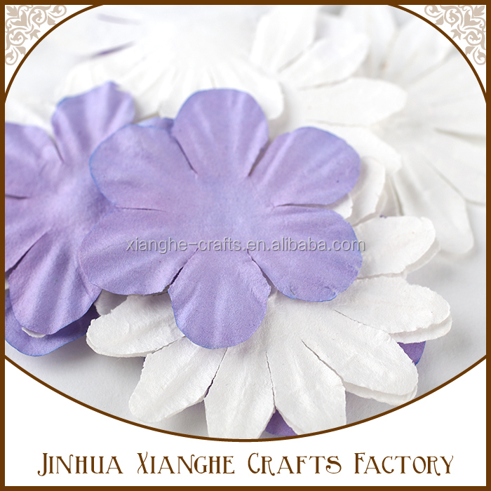 Craft Supplies Artificial Paper Flowers For Scrapbooking
