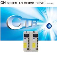 CTB BKSC0242GH 22 KW 3 phase high precision speed /position/ torque control AC servo driver and 22KW CNC servo motor