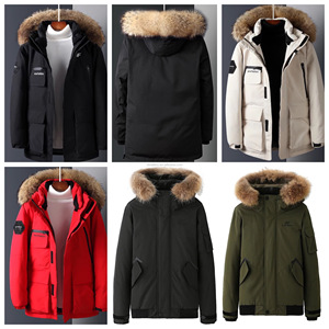 2019 Direct Factory of Winter Fur Coat for Men with Lowest Factory Wholesale Prices