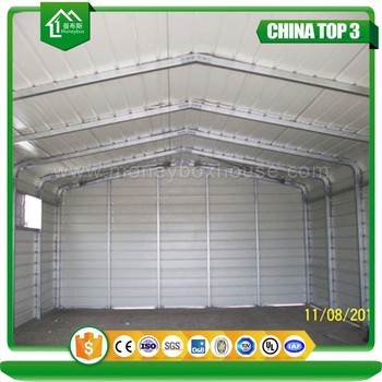 Professinal Design Low Cost Prefab Steel Warehouses/garage For Sale ...