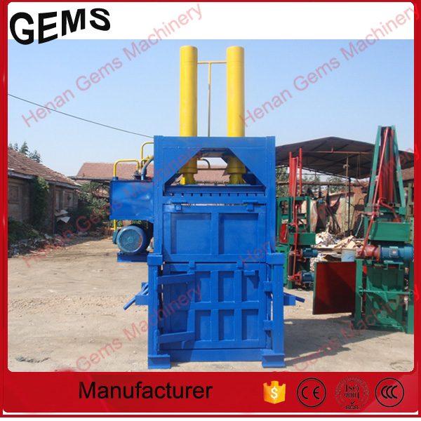 electric straw hay bundling machine manufacturer