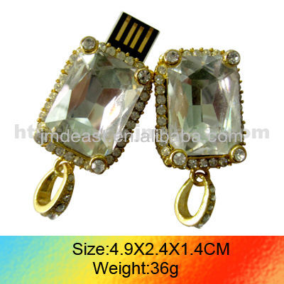gift for lady usb decorative memory stick