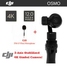 DHL EMS Free shipping ! DJI Osmo Handheld 4K Camera and 3-Axis Gimbal Phantom