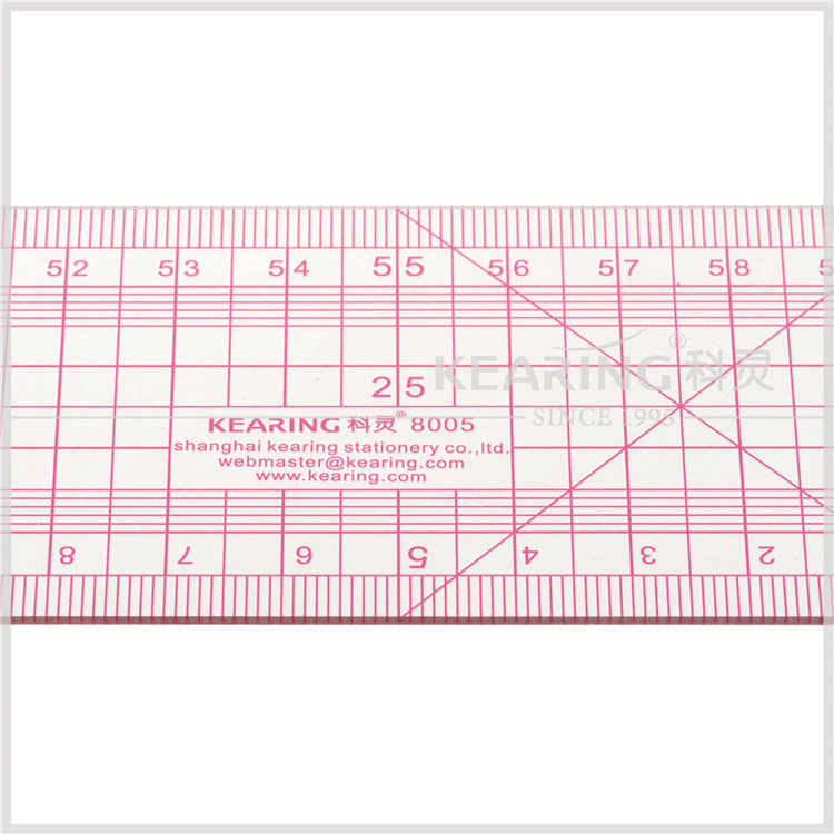 Kearing High Quality Flexible Fashion Design Grading Ruler Transparent Pattern Making Rulers 0 5mm Thickness 8009b Buy Flexible Scale Ruler Sewing Grading Ruler Pattern Grading Ruler Product On Alibaba Com
