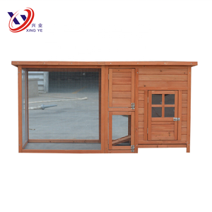 Large wooden pets house chicken and duck living coop