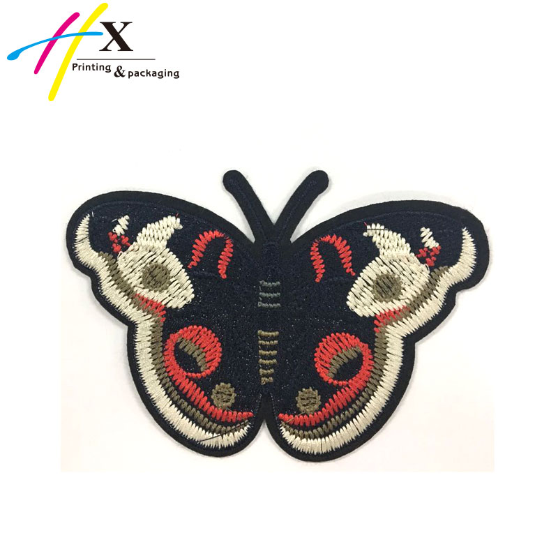 Custom Applique tshirt Embroidery Patch For Clothes