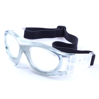 Sports goggles for protection in basketball / football with custom logo