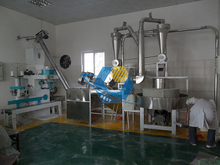 auto small scale wheat flour mill machine