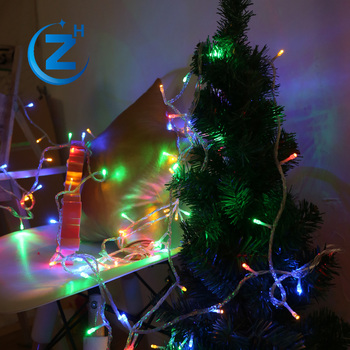 Commercial High Quality Spiral Rope White Wire Glitter Color Changing Waterproof Le Giant Outdoor Christmas Light