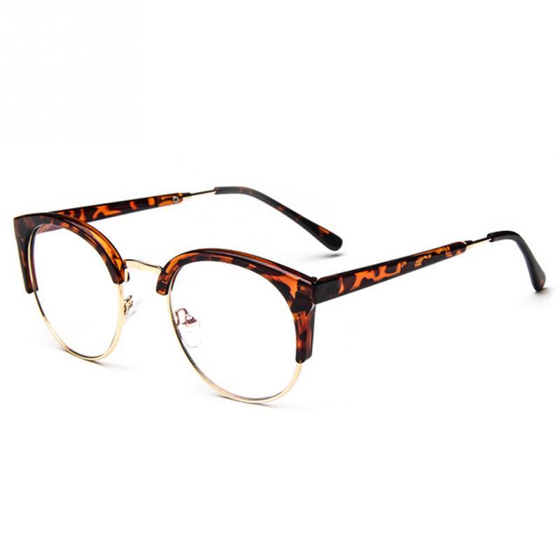 Neuen Stil Anti-strahlung Brille Normale Glasschauspiele Frauen ...